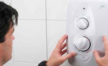 Электрический (электронный) душ: конструкция, принцип работы, неисправности