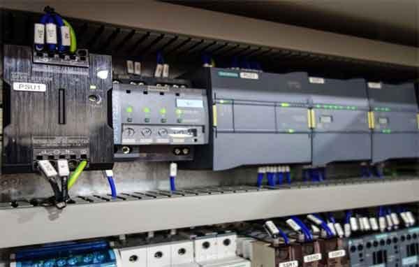 ПЛК - индустриальные системы управления процессами