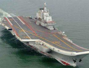 Китай построил с нуля авианосец, превосходящий аналогичные корабли США