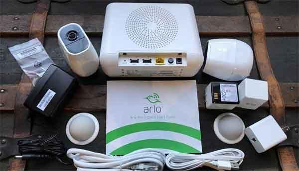Комплект оборудования домашней защиты Arlo Pro 2
