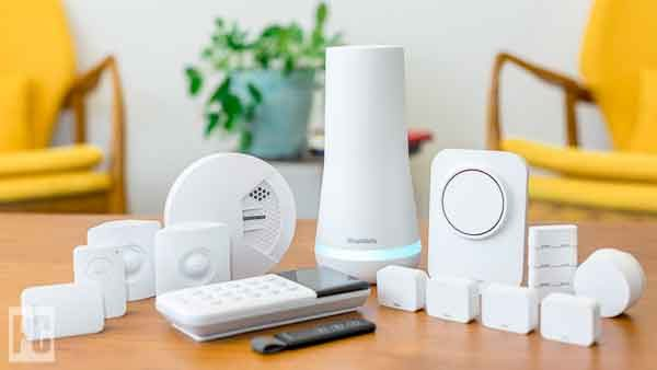 Система безопасности дома под маркой «SimpliSafe»