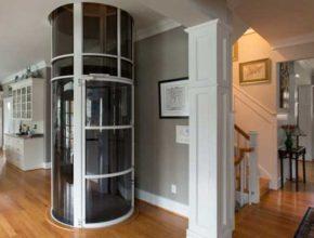 Лифт домашний: пневматическая конструкция подъёмника в частном доме