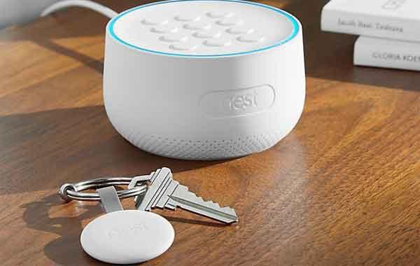 Оборудование для защиты дома Goofle Nest Secure