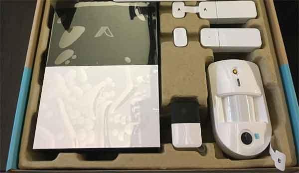 Простой набор защиты дома Abode Essentials Starter Kit