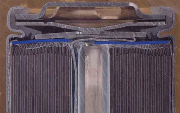 Литий-ионная аккумуляторная батарея - конструкция сепаратора