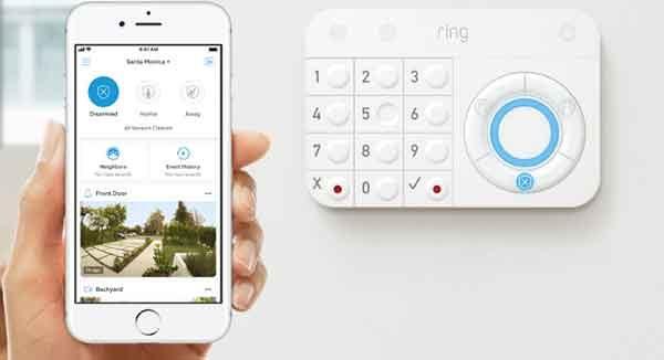 Система безопасности дома «Ring Alarm»