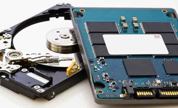 Флэш-память: интерфейс SSD под интерфейс HDD