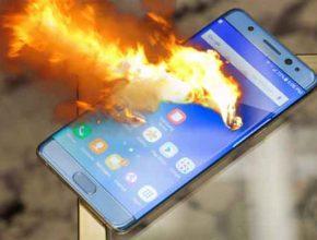 Galaxy Note перестанут взрываться после изобретения новой изоляции