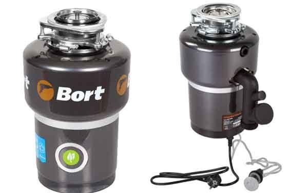 Измельчитель мусора бытовой Bort Titan 5000