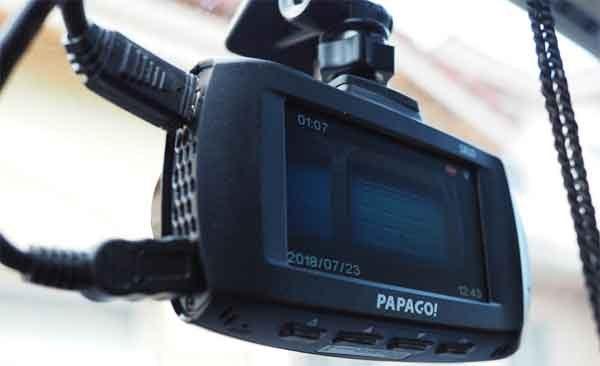 Видеорегистратор автомобиля Papago-GoSafe-S810