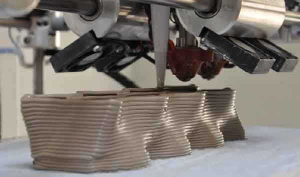 3D-печать зданий бетоном