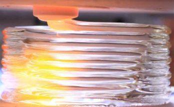 Оптическое волокно методом 3D печати успешно произвели учёные