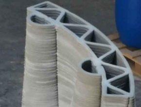 3D-печать зданий: технология стройки домов бетоном и принтером