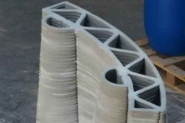 3d принтер бетон