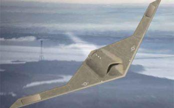 «RQ-180» - новая секретная разработка ВВС США под шпионские цели