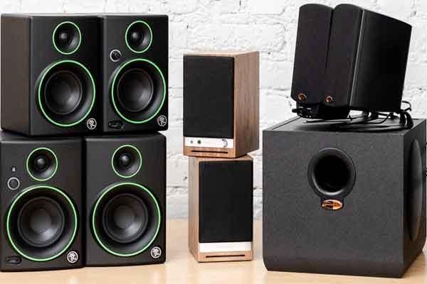 Компьютерные колонки: периферийное звуковое оборудование на выбор