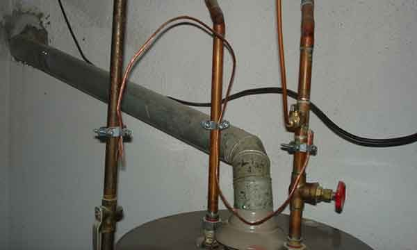 Заземление частного дома: обвязка трубных элементов