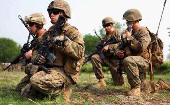 Стратегия технологичного развития морской пехоты США до 2030 года
