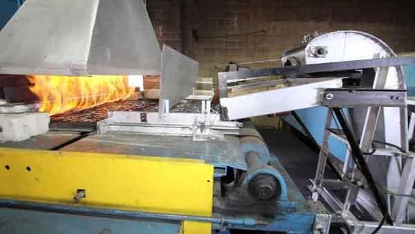 Аустемперинг - технологическая промышленная установка