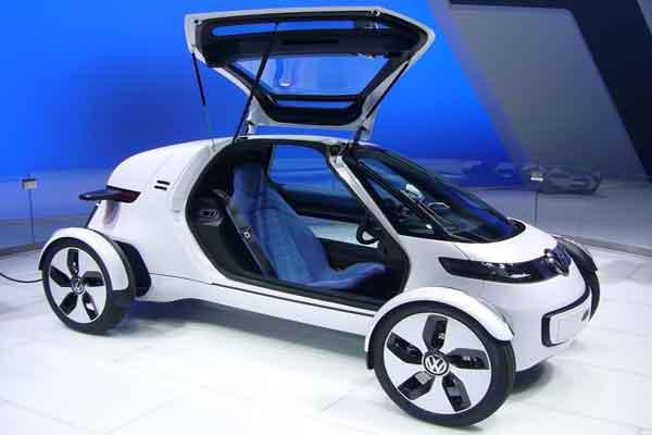 Концепт кары фирмы Volkswagen модель NILS