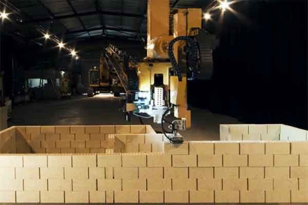 Строительство: гибридные технологии + автоматизация стройки роботами