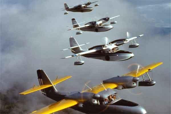 «Flock-93» - рой русских дронов против беззащитной американской армии