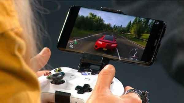 Google Stadia - комфортная игра на обычном смартфоне
