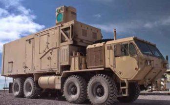 «ATHENA» - лазерная боевая американская система против роя дронов