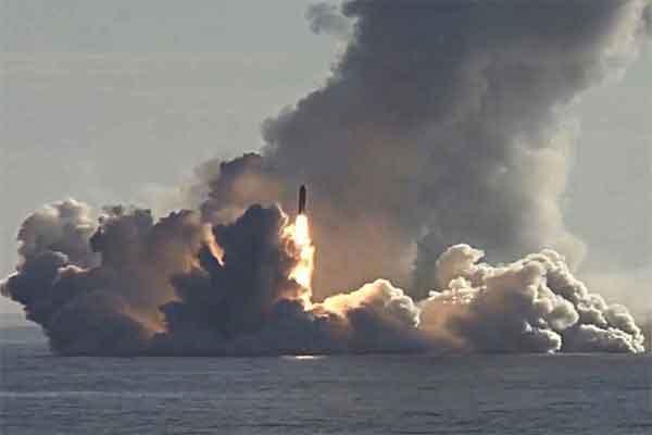 Подводные лодки России доказали способность реализации второго удара