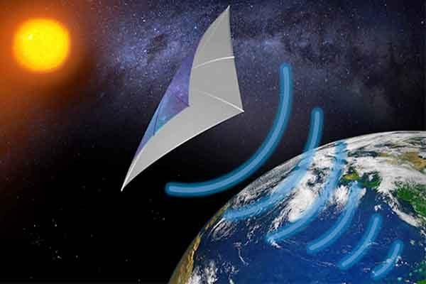 Солнечная энергия космоса система SSPIDR и армейские караваны США
