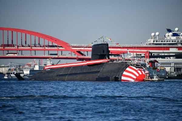 Аккумуляторы японских боевых субмарин на литий-ионной технологии