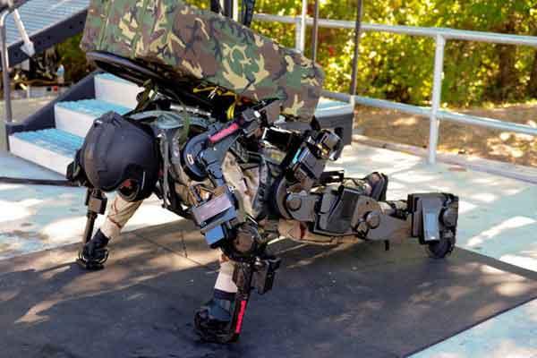 """Экзоскелет """"Guardian XO"""" - очередная разработка фирмы «Sarcos Robotics»"""
