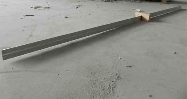 Бетонные плиты и проблемы коробления структуры