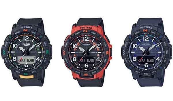 Наручные часы Casio Pro Trek PRT-B50