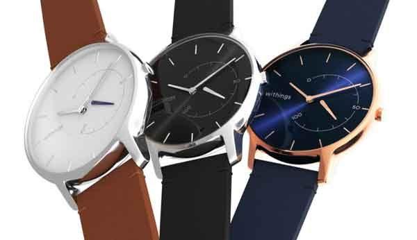 Наручные часы Withings Move Timeless Chic