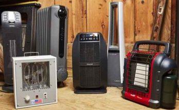 Портативные обогреватели: обзор тепловых аппаратов для дома офиса гаража