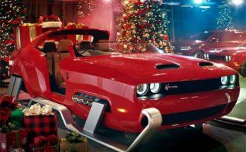 «Гиперслей» нового дизайна для Санта-Клауса от лаборатории ВВС США