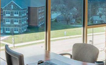 «Умное» стекло: электрохромная оконная система регулируемой прозрачности