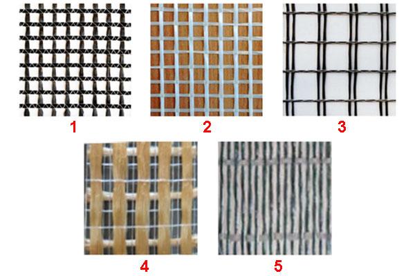Раствор армированный текстилем и виды волокна