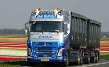 Тяжёлый грузовик «Volvo Trucks» с электроприводом поставят в Европу