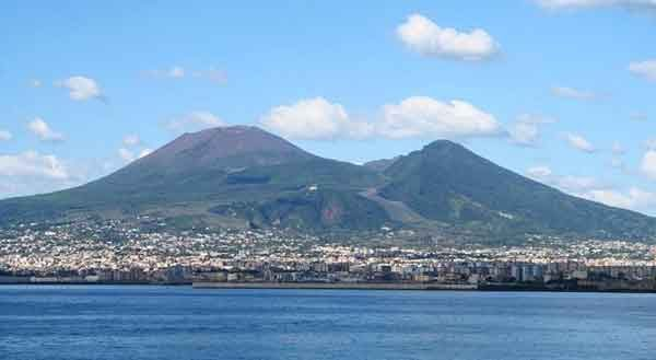 Пуццолановый портландцемент и вулканический пепел Везувия