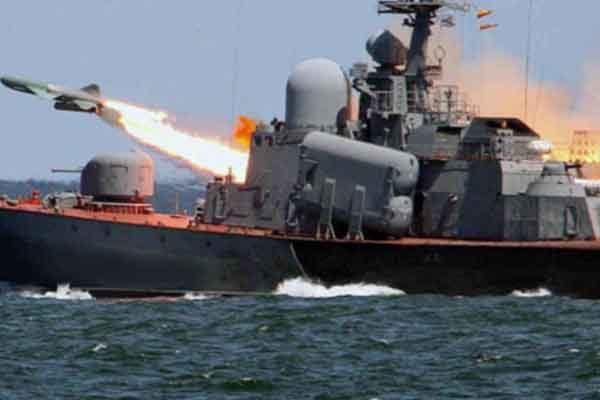 Ракета гиперзвукового класса «Циркон» появится на всех кораблях флота России