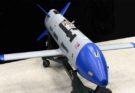Гремлин – он же X-61A завершил испытательный полёт падением на землю
