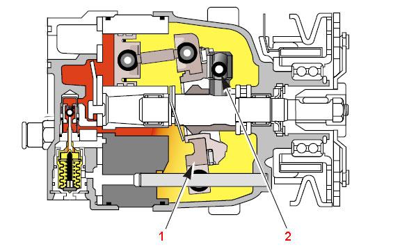 Автомобильная система кондиционирования воздуха - компрессор Delphi