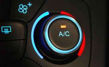 Кондиционер автомобильный: описание главных деталей схемы холодильной установки