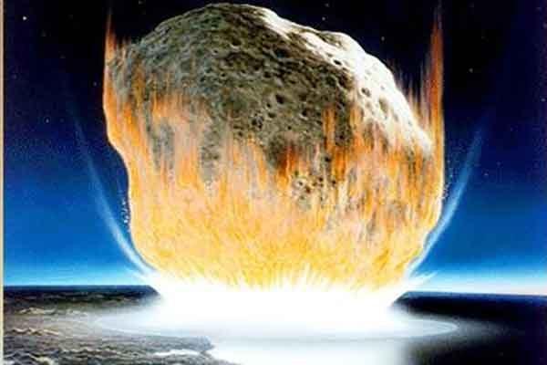 Кратеры после ударов астероидов прячутся от прямого людского взгляда