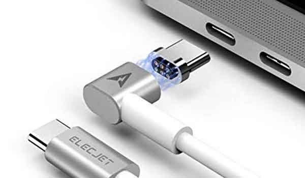 Магнитный USB-C принцип работы соединения