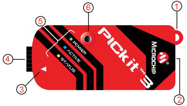 Программатор отладчик PICkit 3 - инструментарий электронщика