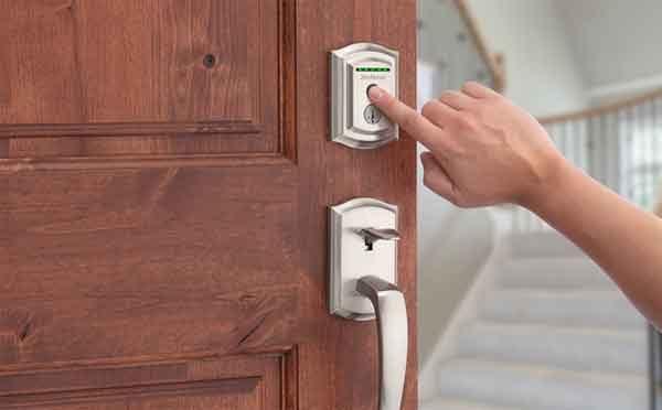 Квартирный умный замок Kwikset Halo Smart Lock