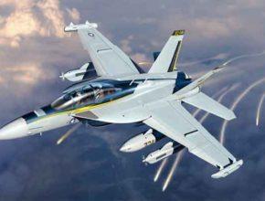 Боевой самолёт EA-18G Growler сделают беспилотным ударным истребителем
